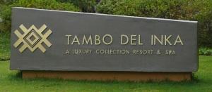 tambo sign